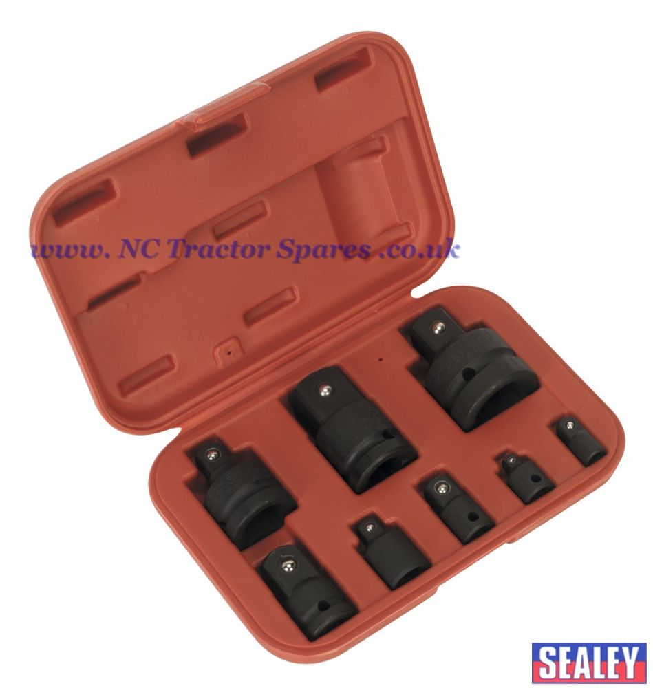 Impact Socket Adaptor Set 8pc.